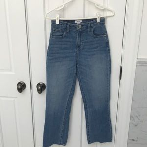 Urban outfitters BDG jeans ankle flare size 26
